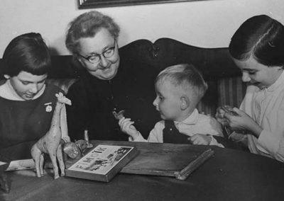 Käthe Kruse, la maman de Fifi - l'ambassadrice idéale